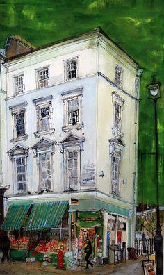 Lupus Street, by Peter Quinn