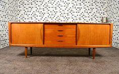 Enfilade Scandinave EN Teck H W Klein Bramin Vintage 1964 Designvintageavenue | eBay