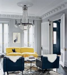 old favorite...Jenna Lyons' house...which i believe is on the market if you are interested