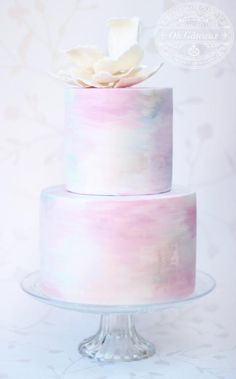 Watercolour Cake                                                                                                                                                     More