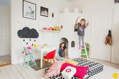 Bedroom Ideas | Design Tips for Your Room (Page 12) Create A Castle Corner For A Kids Room