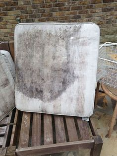 Merveilleux Hometalk :: How To Clean And Renew Outdoor Furniture And Stained Cushions