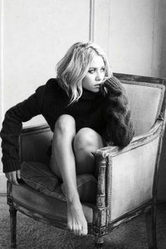 Ashley Olsen for Marie Claire photo shoot. Photographer: Mark Abrahams