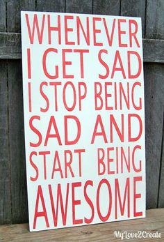 Barney Stinson quote :)