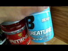 Bodybuilding Best Supplements to Buy - Pre-Workout, BCAAs, Creatine