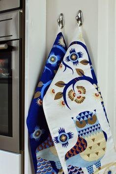Iittala Taika tea towel Finland