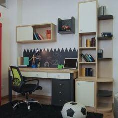 BL 55 Παιδικό δωμάτιο - Kids Room Corner Desk, Kids Room, Furniture, Home Decor, Corner Table, Room Kids, Decoration Home, Room Decor, Child Room