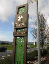 city of dublin california signage - Google Search