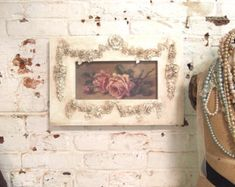 Painted Cottage Chic Shabby Romantic Christy Rapasy Rose