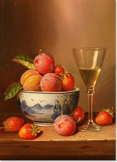 Raymond Campbell. Summer Fruits