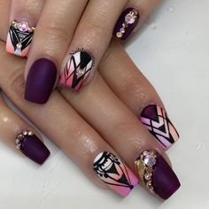 Nail art isn't about attention but self-expression