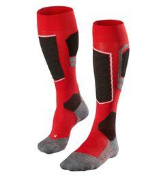 Falke Mens SK4 Ski Socks | Performance Skiing Low Volume