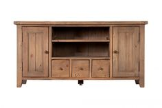 The Leeward TV Stand produced from beautiful reclaimed timber exudes rustic charm in abundance Reclaimed Timber, Rustic Charm, Wooden Furniture, China Cabinet, Storage, Abundance, Tv, Home Decor, Beautiful