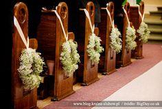 Dodatki Ślubne: Wianek z papierowych różyczek