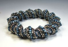 Jill Wiseman Designs - Curly-Q Bracelet Kit, $40.00 (http://shop.jillwisemandesigns.com/curly-q-bracelet-kit/)