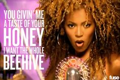 Work It Out - #Beyonce