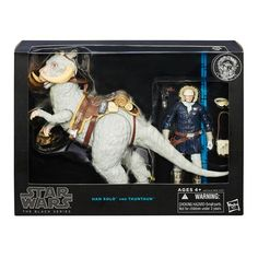Star Wars Black Series Han Solo with Tauntaun 6-Inch Figures - Hasbro - Star Wars - Action Figures at Entertainment Earth
