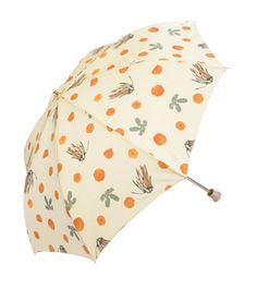 coci la elle (waist Rael) flower print folding umbrella