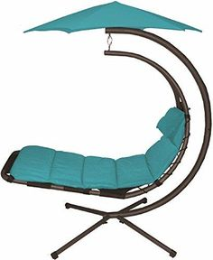 Eclipse Collection The All Weather Dream Chair - True Turquoise New