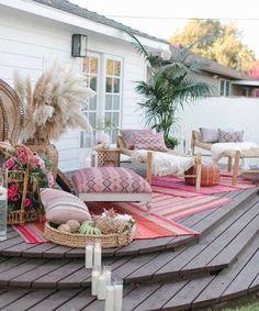 10 Dreamy Patios And Outdoor Spaces