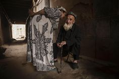 Daily Life of Uighurs in China Kimono Top, Photographers, China, Life, Tops, Women, Fashion, Moda