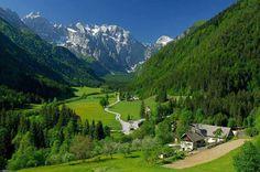 Logarska dolina, Slovenija