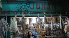 Berburu Emping & Dendeng Ikan Khas Cirebon