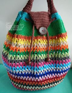 Marvelous Crochet A Shell Stitch Purse Bag Ideas. Wonderful Crochet A Shell Stitch Purse Bag Ideas. Crochet Handbags, Crochet Purses, Crochet Shell Stitch, Crochet Stitches, Love Crochet, Crochet Lace, Crochet Designs, Crochet Patterns, Boho Bags