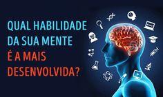 Teste: Qual sua habilidade mental mais forte?