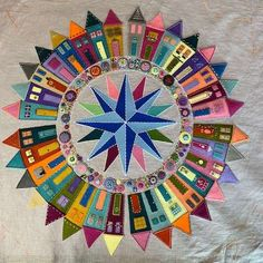 Have You Seen the BOM 2021 in Wool? - The Quilt Show Quilting Blog Wool Applique, Embroidery Applique, House Quilt Patterns, The Quilt Show, Visual Texture, Artwork Images, Block Of The Month, Custom Quilts, Have You Seen
