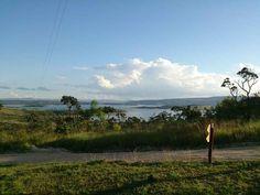 Vista do Lago de Furnas - Capitólio