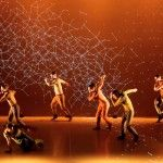 Pixel: A Mesmerizing Dance Performance Incorporating Interactive Digital Projection