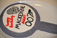 spy cake idea