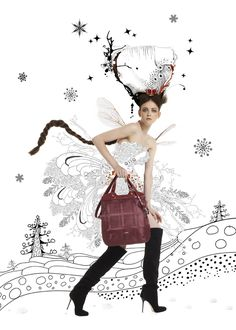 Christmas design.