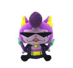 Yo-kai Watch Nyan Warunyan Monster Stuffed Plush Toy 5.5 Inches