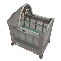 Graco Travel Lite Crib With Stages Manor Portable Crib