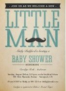 Little Man Baby Shower