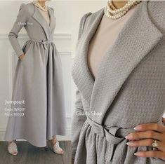 # ghada shop If you are like me you live and breathe Hijab Style Dress, Modest Fashion Hijab, Hijab Chic, Abaya Fashion, Hijab Outfit, Muslim Fashion, Fashion Wear, Look Fashion, Fashion Dresses