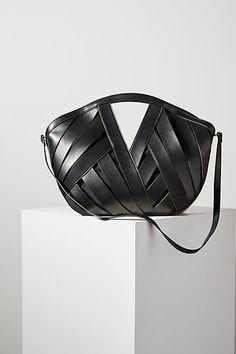Anthropologie Woven Basket Bag #ad #AnthroFave #AnthroRegistry