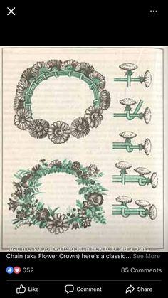 Flower Crown Tutorial, Diy Flower Crown, Diy Crown, Diy Flowers, Easy Diy Crafts, Diy Arts And Crafts, Cute Crafts, Crafts For Kids, Fleurs Diy