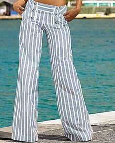 Funky Sailor Pants