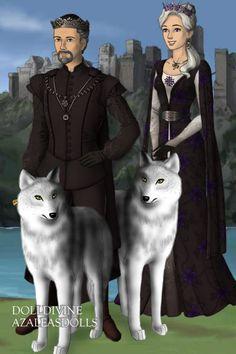 Origin of magic - the four spirits by BFP ~ High Fantasy Dress Up