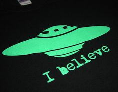 UFO T shirt alien spacecraft mens womens youth teen kids ladies science space geek t shirt nerdy black geekery screenprint gift husband on Etsy, $14.99