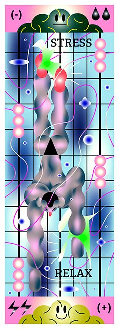 Ksusha Itwazcool on Behance Vaporwave Art, Fluxus, Cool Tools, Art Tutorials, Digital Illustration, Light Colors, Making Ideas, Illustrators, Behance