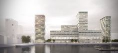 hospital network antwerp - VK + Robbrecht en Daem architecten