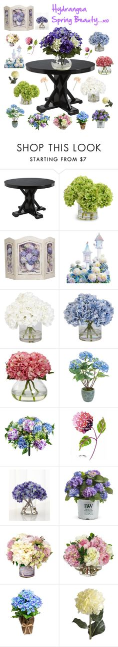 """""""Untitled #1211"""" by kotnourka ❤ liked on Polyvore featuring beauty, Pier 1 Imports, Stupell, Ethan Allen, Nearly Natural, Sia, John-Richard and Diane James"""