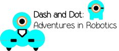 Dash and Dot Robots:  Rolling for Code