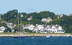 Kennedy compound, Hyannis Port,