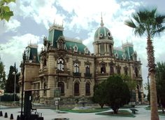 Chihuahua, Mexico where my dad is from.