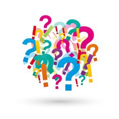 """Questions are an often underutilized tool in a coach's """"toolkit of resources."""" Read more about why they're necessary for coaching here! French Teacher, Teaching French, Lymphocyte B, Point D'interrogation, French Worksheets, Core French, French Education, French Grammar, French Classroom"""